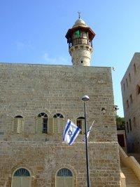 in Jaffa