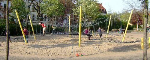 Spielplatzcheck: Herderstrasse
