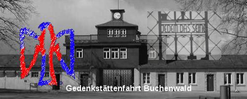 Gedenkstättenfahrt Buchenwald