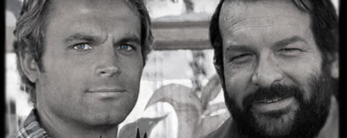 """Bud Spencer & Terence Hill\""-Filmnacht"