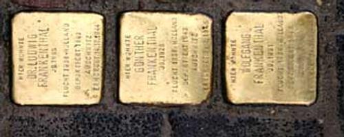 Stolpersteine in Leipzig